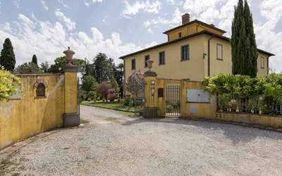 Villa Caterina: Villa Caterina Cortona