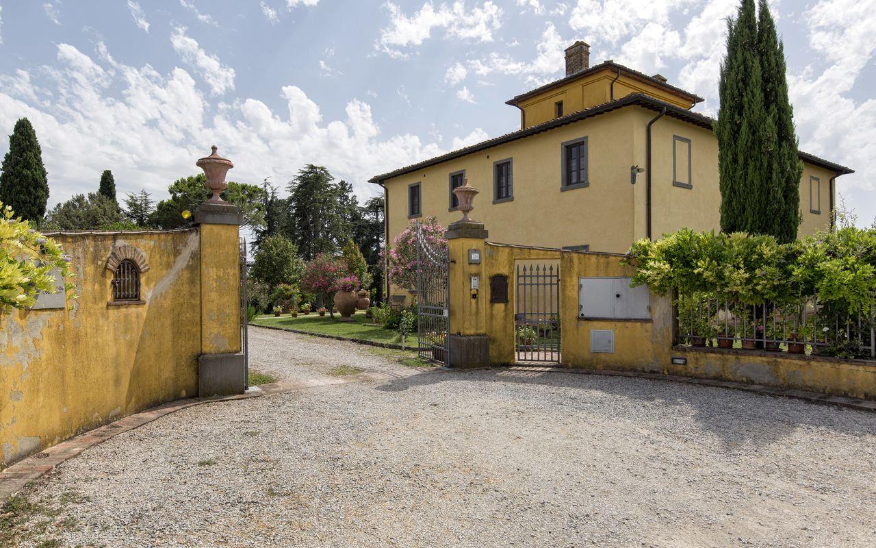 Villa Caterina Cortona