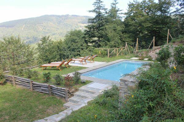 Ferienhaus Villa Sant'egidio (2624163), Cortona, Arezzo, Toskana, Italien, Bild 6