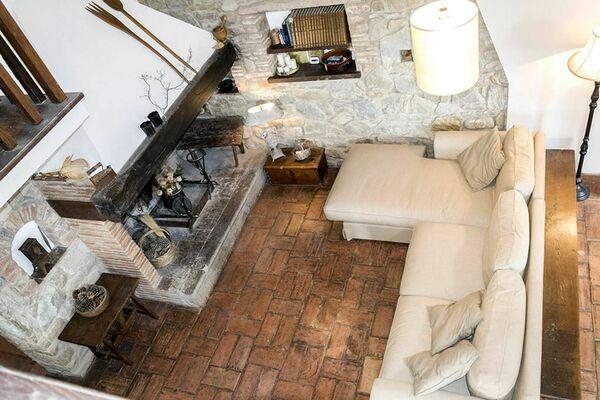 Ferienhaus Villa Sant'egidio (2624163), Cortona, Arezzo, Toskana, Italien, Bild 19