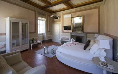 Romantic Suite Caminetto