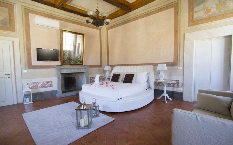 Romantic Suite Caminetto