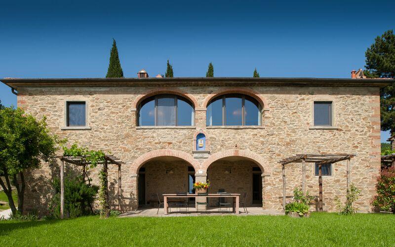 Villa Arruns