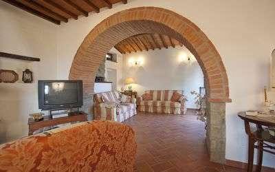 Villa i Lecci