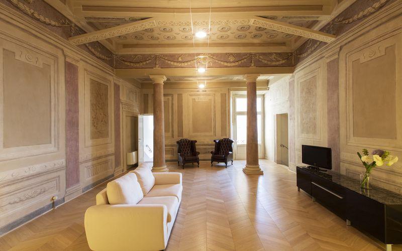 Cortona Charme - Suite Imperiale