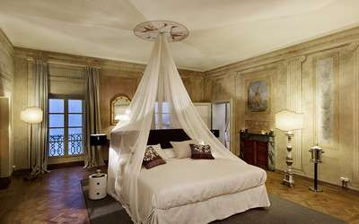 Cortona Charme - Suite Reale