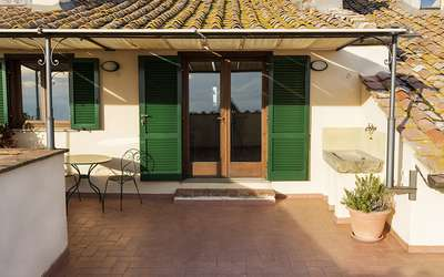Cortona Charme - La Terrazza Cortonese